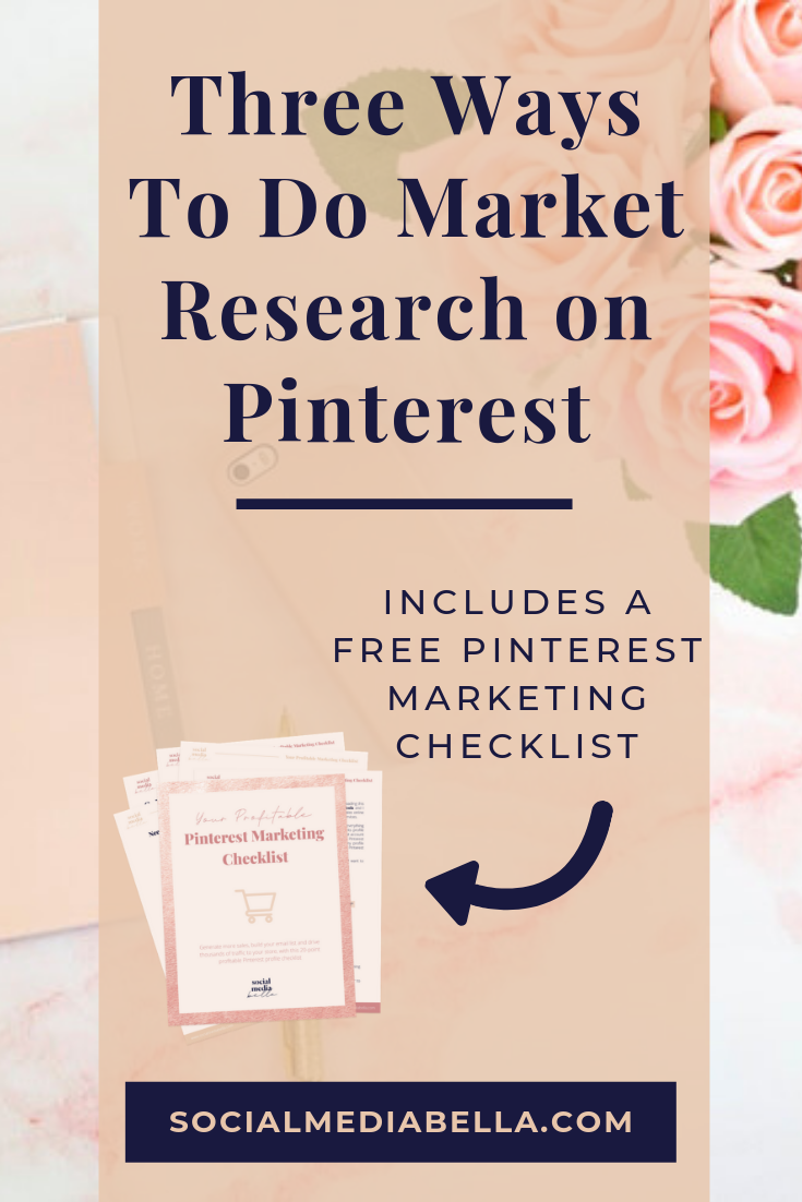 pinterest tips for business