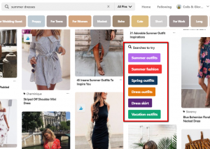 pinterest marketing for ecommerce business